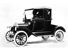 форд модель Т