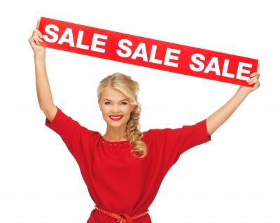 распродажа как средство извлечения прибыли