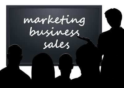 маркетинг бизнес продажи 1
